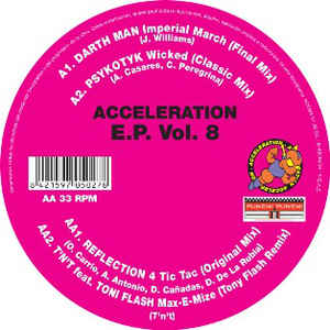Acceleration E.P. Vol. 8