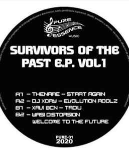 Survivors Of The Past ‎– E.P. Vol. 1