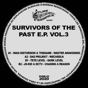 Survivors Of The Past ‎– E.P. Vol. 3