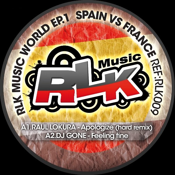 Rlk Music World EP 1 Spain Vs France