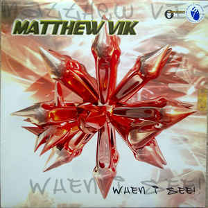 Matthew Vik ‎– When I See!