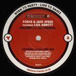 Force & Jack Speed Featuring Lisa Abbott - Welcome (To The Sunsh